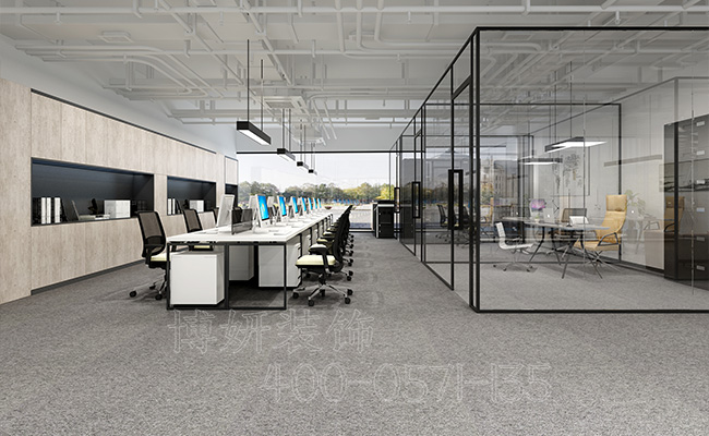 杭州装修办公室-杭州好的办公室装修公司