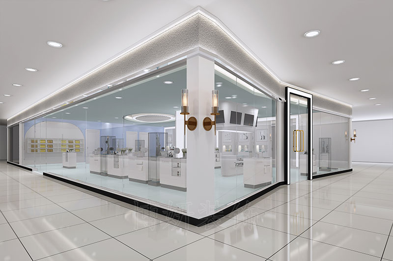 杭州时尚化妆直播间装修设计,杭州专业直播间设计公司,杭州好的装修公司