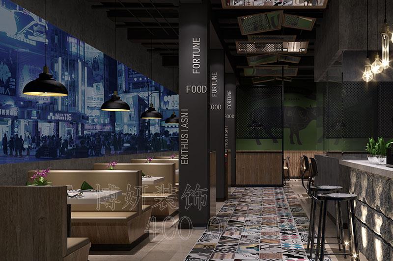 杭州火锅店如何装修设计,高端装修公司,享受这份惬意