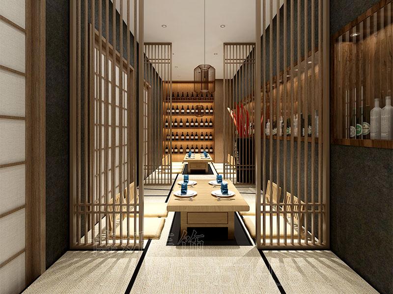 杭州250平米餐饮店装修效果图,专业餐饮设计公司,信赖和爱在博妍
