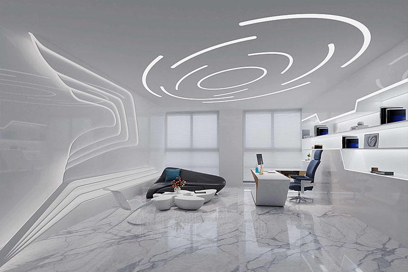 杭州航天科技集团办公室,杭州专业办公室装修规划,杭州办公室装修设计公司