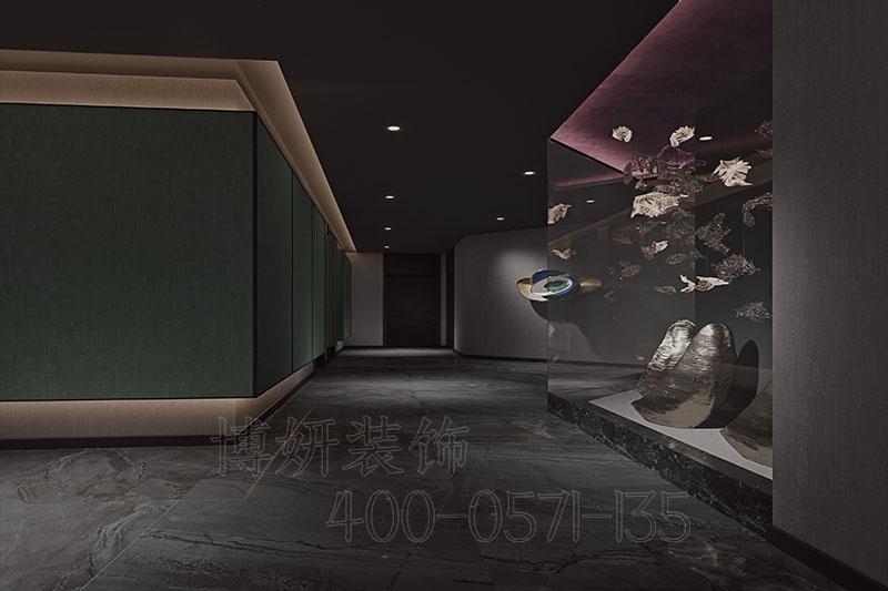 杭州足浴养生会所装修设计,杭州专业足浴店设计,杭州高端会所装潢设计效果