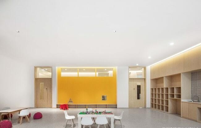 杭州幼儿园是怎么装修达到标准的,这样子的设计可行吗?
