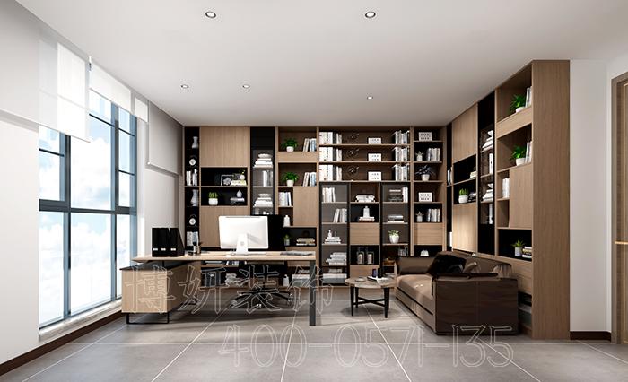 临平浙江大学创意楼装修设计-专业办公空间设计效果案例