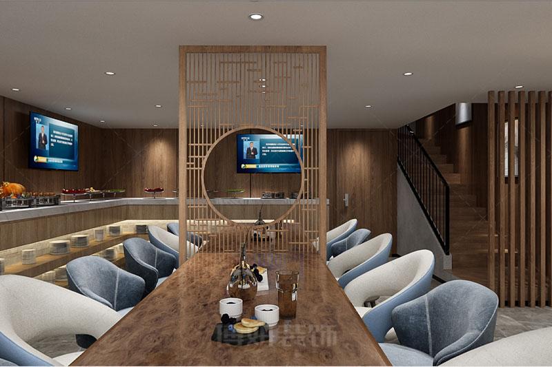 临平早餐店装修设计-专业的餐厅设计效果案例